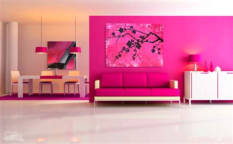 ideas pink living room paint and furniture colors inspiring idolza