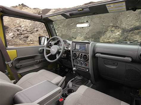 2007 Jeep Wrangler Unlimited Interior 2007 Jeep Wrangler Unlimited Four Seasons Wrap Up