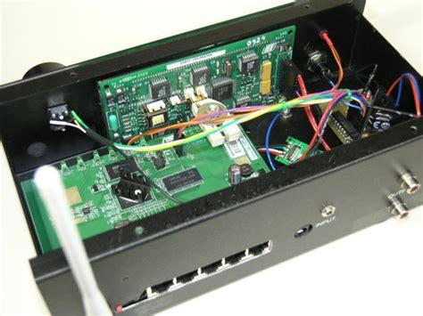 Wl V686g Parts Board For Display Part Parts diy wifi radio based on openwrt slashgear