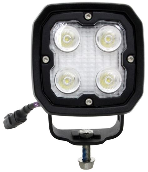 vision x duralux floodlight led 20 watts 40 degree