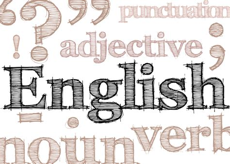 what does images in english short essay on english language
