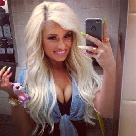 bimbo hairpieces barbie blonde material girl pinterest