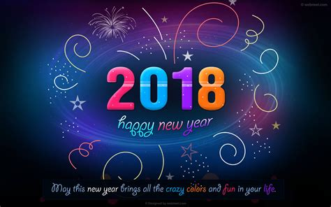 happy new year 2018 wallpapers hd new year pictures