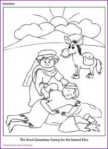 the samaritan coloring page free coloring pages of the samaritan
