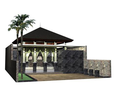desain mushola terbaru desain musholla kecil yang artistik eramuslim