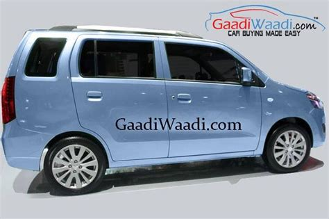 Selling Home Interiors 7 seater maruti wagonr prototype produced launch jan 2017