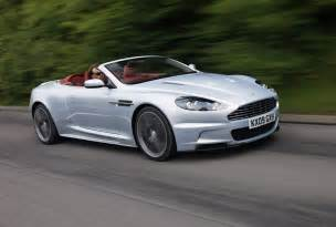 Picture Of An Aston Martin Cars Aston Martin Dbs Volante