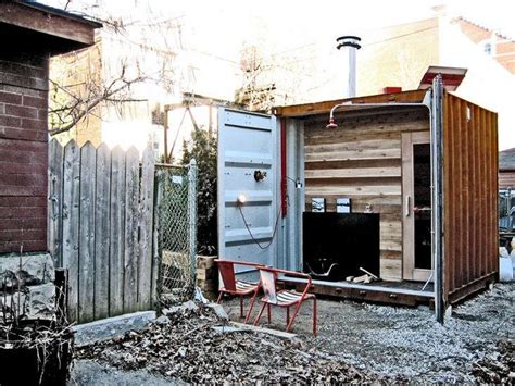 shipping containers  recycled  repurposed houses