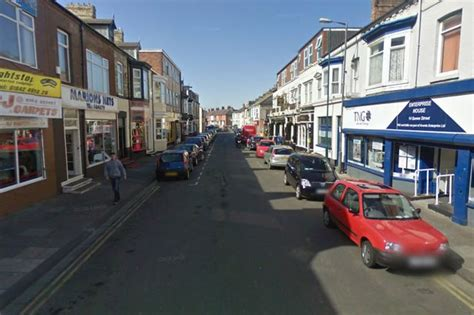 tattoo queen street redcar woman threated by man in suspicious circumstances in