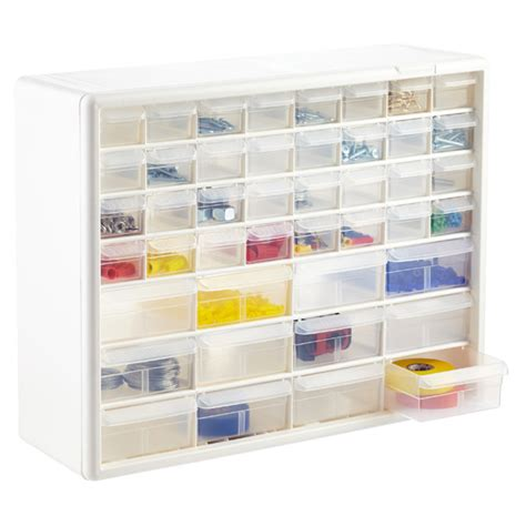Closet Cabinets With Drawers 44 Drawer Cabinet The Container Store