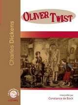 Livre Audio Oliver Twist Charles Dickens Cd Mp3 Le