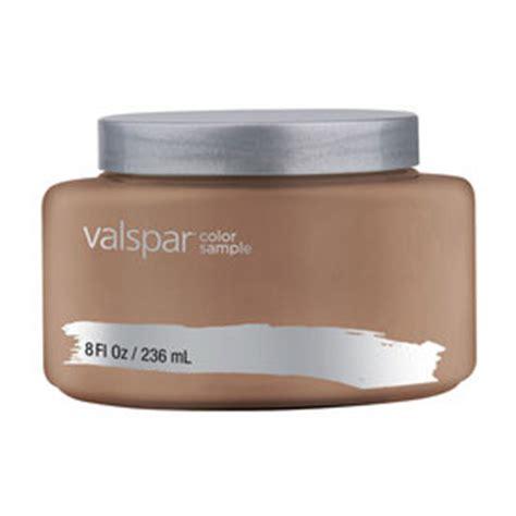 shop valspar rustic oak interior satin paint sle at lowes