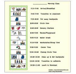free download visual schedule charts schedules