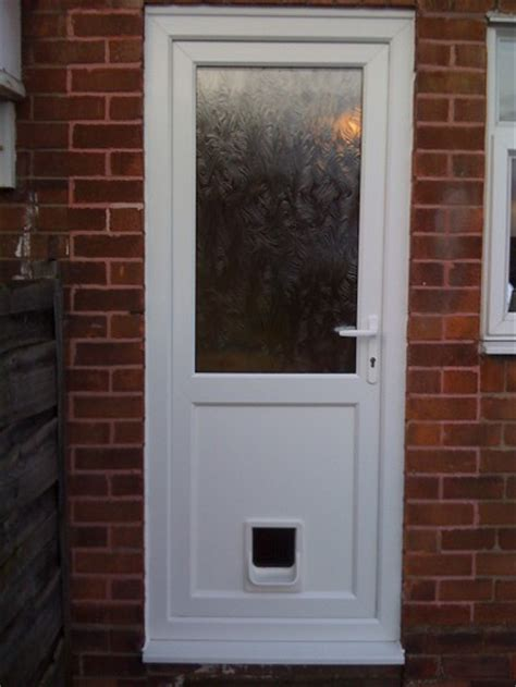 Glass Door Cat Flap Glazing Service In Manchester Glaziers Accurate Glazing Windows Catflaps And Dogflaps
