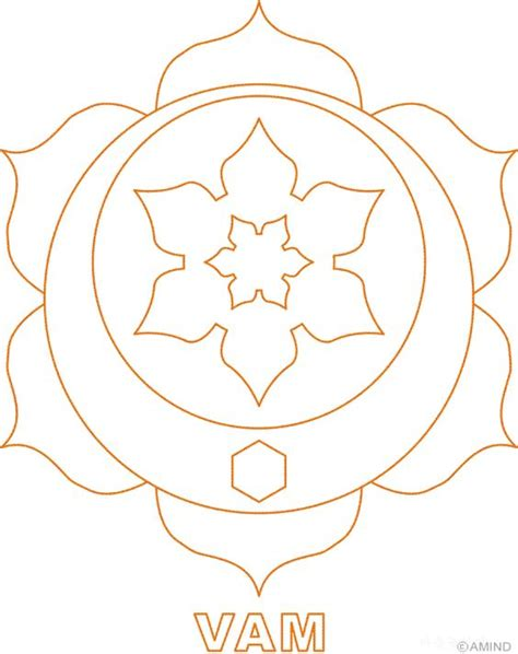 chakra sacral chakra and mandala coloring on pinterest