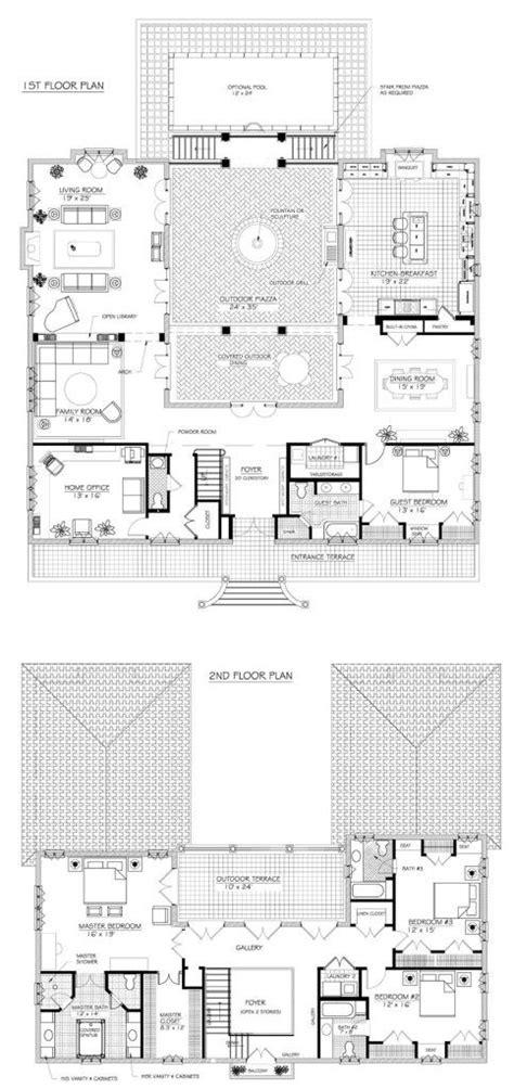 U Shaped Home With Unique Floor Plan best 25 unique floor plans ideas on pinterest unique
