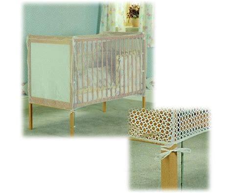 clippasafe crib bed cat net mesh baby child nursery