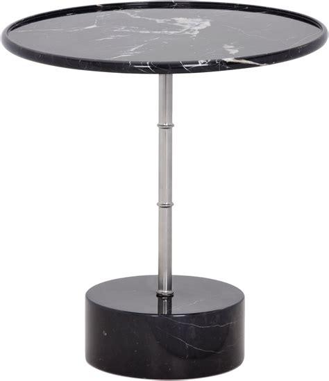 black marble side table black marble side table 101573 sunpan modern home