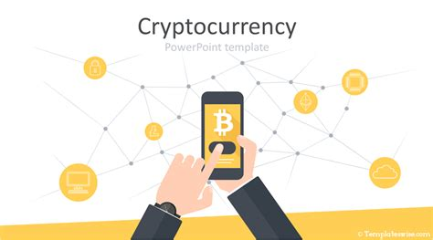 Cryptocurrency Powerpoint Template Templateswise Com Cryptocurrency Powerpoint Template