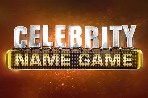 what is celebrity name game celebrity name game debuts monday on fox 5 fox5 san