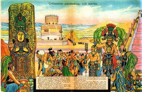 imagenes de nobles aztecas cultura maya