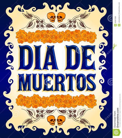 imagenes de miami de dia dia de muertos dia mexicano do texto do espanhol da