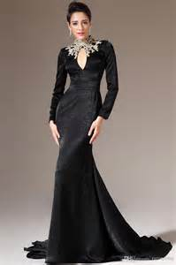 black long sleeves formal dresses formal dresses