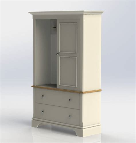 cabinets cupboards baslow cloak and coat cupboard by chatsworth cabinets