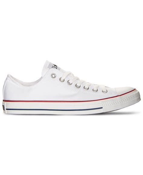 low top sneakers mens converse s chuck low top sneakers from finish