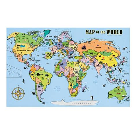 usa magnetic puzzle map usa map puzzle walter