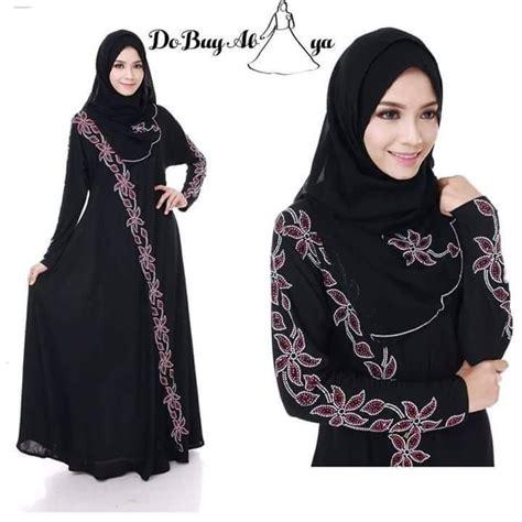 Jual Abaya Dubai by Kebaya Muslim Niqab Jilbab