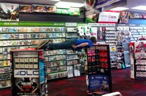 gamestop employee fired for planking