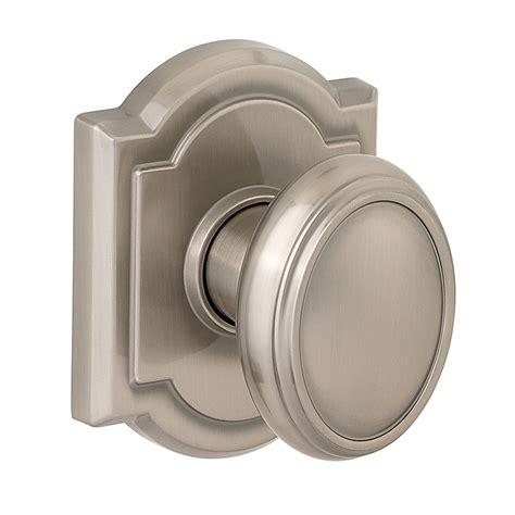 baldwin prestige series carnaby door knob available in