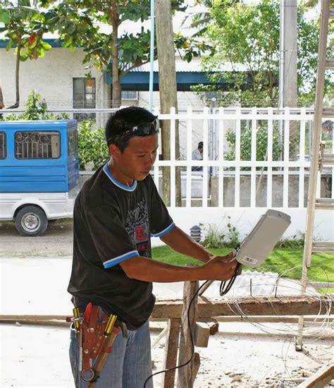 internet service in tigbauan iloilo