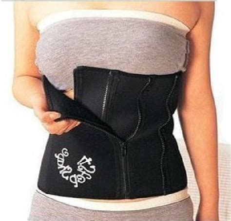 Termurah Korset Slimming Perut Waist Trimmer Belt As Seen On Tv 4 step slimming waist trimmer harga borong pemborong