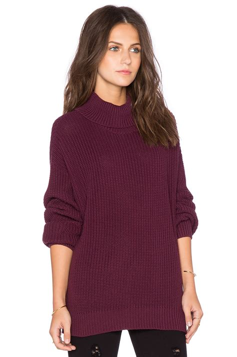 Sweater X friends x revolve sweater in purple lyst