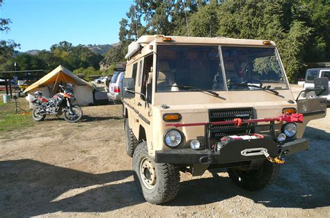 spotted volvo tgb  west county explorers club