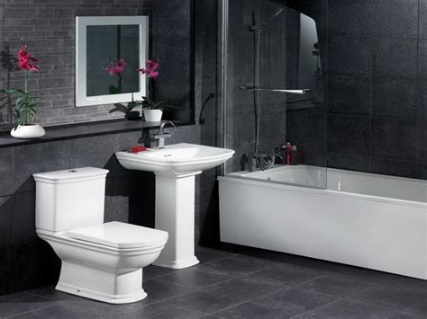 White And Black Bathroom Ideas by Bathroom Remodeling Black And White Bathroom Designs