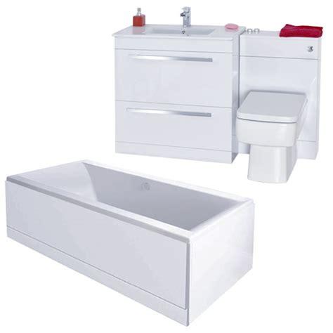 bathroom vanity suites high gloss white vanity bathroom suite with square