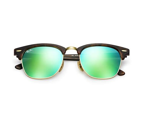 Kacamata Rayban Aviator Flash Biru Transparant ban sunglasses wayfarer transparent frame green lens www panaust au