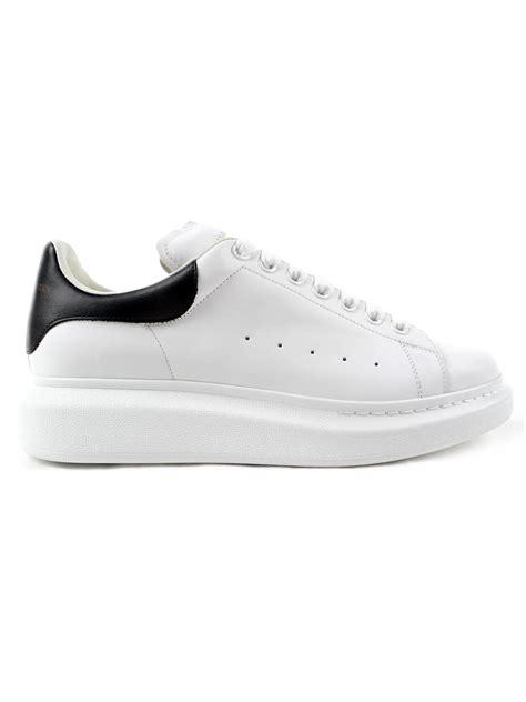 mcqueen sneakers mcqueen mcqueen oversized sneakers