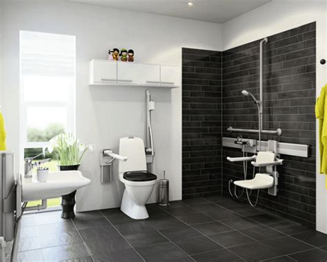 free handicap bathroom design for the house pictures
