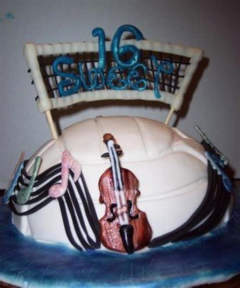 sweet 16 songs for 2015 volleyball viola sweet 16 birthday cake cakecentral com