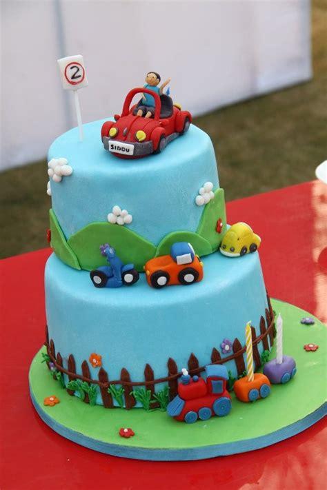 fondant birthday cake   baby boy frolic cakes  daughters cakeshop pinterest cars