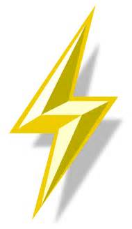 Lightning Bolt Image Original File Svg File Nominally 348 215 600 Pixels