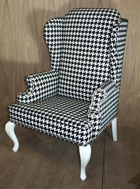 Houndstooth Chair by 17 Best Images About Rwb Living Room On