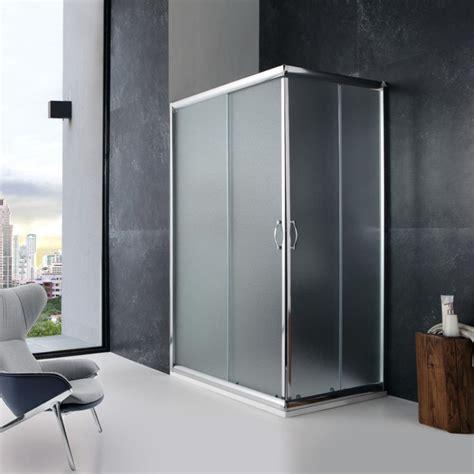 box doccia cristallo prezzi box doccia rettangolare 70x120 con cristallo opaco kv store