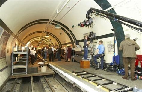 one day film locations london filming on the london underground insider london