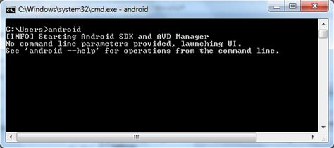 android command line android development part 1 choudhury blogs