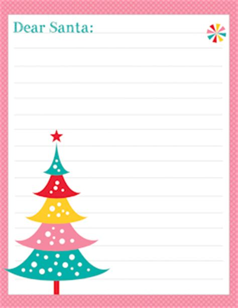 Stay At Home Mom Plans Free Printable Santa Letter Stationary Part 2 | search results for dear santa notes templates calendar